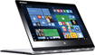"Lenovo - Yoga 3 Pro 2-in-1 13.3"" Touch-Screen Laptop - Intel Core M - 8GB Memory - 512GB Solid State Drive - Silver"