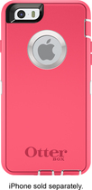 OtterBox - Defender Series Case for Apple® iPhone® 6 - Blaze Pink
