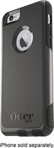 OtterBox - Commuter Series Case for Apple® iPhone® 6 - Black