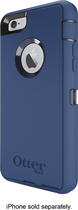 OtterBox - Defender Series Case for Apple® iPhone® 6 - Blue
