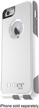 OtterBox - Commuter Series Case for Apple® iPhone® 6 - White