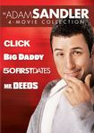 The Adam Sandler 4-movie Collection [2 Discs] (dvd) 8636616