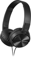 Sony - Noise-Canceling Over-the-Ear Headphones - Black