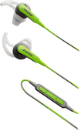 Bose® - SoundSport™ In-Ear Headphones (Samsung) - Green