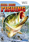 Nintendo Wii Sega Bass Fishing Games