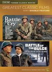 Tcm Greatest Classic Films: Wwii Double Feature - Battle Cry/battle Of The Bulge [2 Discs] (dvd) 8648115