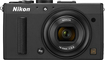 Nikon - Coolpix A 16.2-Megapixel Digital Camera - Black