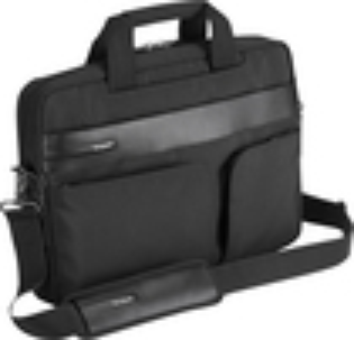 Targus - Lomax Laptop Case - Black