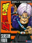 Dragon Ball Z: Season Four (Uncut) (Remastered) (DVD) (Enhanced Widescreen for 16x9 TV) (Eng/Japanese)