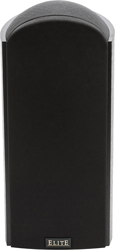Pioneer Elite - 5-1/4 3-Way Bookshelf Speakers (Pair) - Black Ash Vinyl