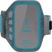 Belkin - EaseFit Plus Armband Case for Samsung Galaxy S III Cell Phones - Blue/Gray