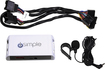 iSimple - Car Connect Bluetooth Hands-Free Calling Kit for Select GM Vehicles - Black