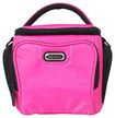 Bower - Dazzle Series Small Camera/Video Bag - Pink