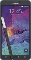 Samsung - Galaxy Note 4 Cell Phone - Charcoal Black (Sprint)