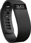 Fitbit - Charge Wireless Activity Tracker  - Black