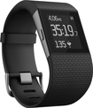 Fitbit - Surge Large-Size Fitness Watch with Heart Rate Monitor - Black