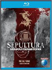 Sepultura/Tambours du Bronx: Metal Veins - Alive at Rock in Rio - Blu-ray Disc (Enhanced Widescreen for 16x9 TV) 2013