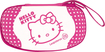 LeapFrog - Hello Kitty Carrying Case for LeapFrog LeapsterGS Learning Game Systems - Pink