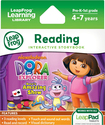 LeapFrog - Dora's Amazing Show Ultra E-Book for LeapFrog LeapPad1 and LeapPad2 Learning Tablets - Multi
