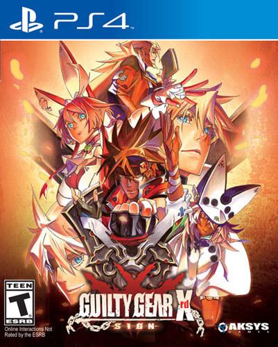 Guilty Gear Xrd -SIGN- - PlayStation 4