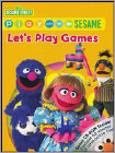 Play with Me Sesame: Let's Play Games Fullscreen (DVD) (Eng) 2007