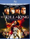 To Kill A King [blu-ray] 8696583