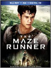 BD-The Maze Runner (Blu-ray Disc + UV Digital Copy) (Blu-ray Disc) (Eng/Fre/Spa)