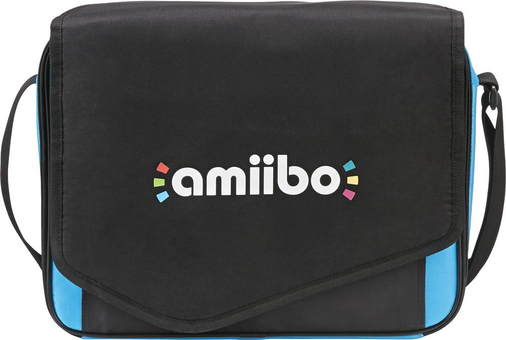 Insignia™ - Travel Case for Nintendo amiibo Figures
