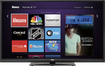 "RCA - 40"" Class (40"" Diag.) - LED - 1080P - HDTV w/ Roku Streaming Stick - Black"