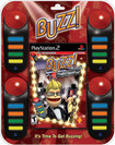 Buzz! The Hollywood Quiz - PlayStation 2