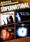 4 Movie Midnight Marathon Pack: Supernatural (dvd) 8714097