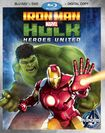 Iron Man & Hulk: Heroes United [blu-ray] 8714186