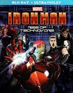 Iron Man: Rise Of Technovore [includes Digital Copy] [ultraviolet] [blu-ray] 8714292