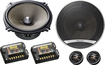"Pioneer - 6-3/4"" Component Speakers with KEVLAR and Basalt Woofer Cone (Pair) - Black"