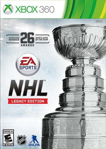Nhl Legacy Edition - Xbox 360 8716596