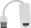 Dynex™ - USB 2.0-to-Ethernet Adapter - White