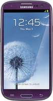 Samsung - Galaxy S III with 16GB Cell Phone - Purple (Sprint)