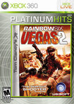 Tom Clancy's Rainbow Six: Vegas 2 Platinum Hits - Xbox 360