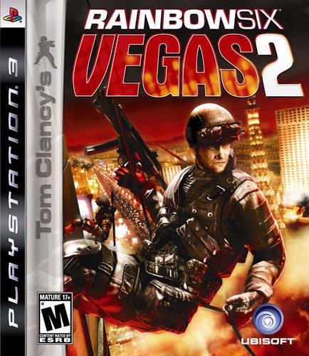 Tom Clancy's Rainbow Six: Vegas 2 - PlayStation 3