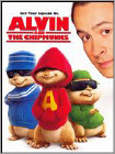 Alvin and the Chipmunks (DVD) (Full Screen/Enhanced Widescreen for 16x9 TV/) (Eng/Fre/Spa) 2007