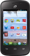 ZTE - ZTE Whirl 2 No-Contract Cell Phone - Black