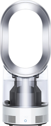 Dyson - 0.8 Gal. Ultrasonic Cool Mist Humidifier - White Silver