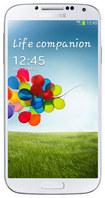Samsung - Galaxy S 4 4G Cell Phone - White