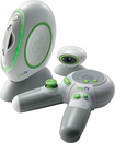 LeapFrog - LeapTV Educational Active Video Gaming System - White