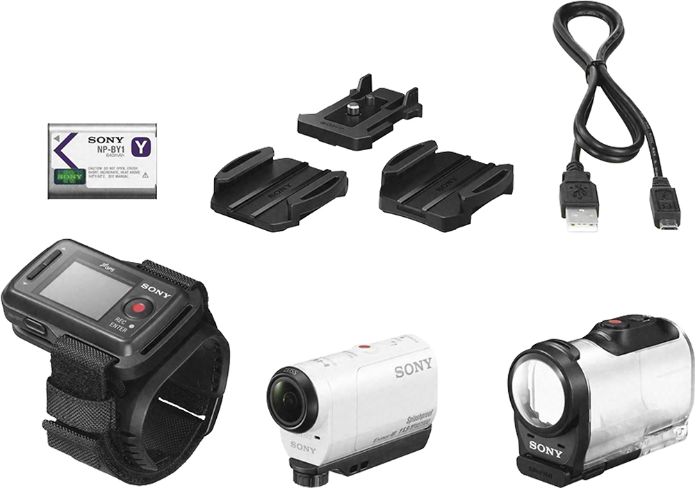 sony action cam hdr-as20 wi-fi 1080p hd video camera reviews