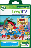 LeapFrog - LeapTV Disney Jack and the Never Land Pirates Video Game - Multi