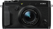 Fujifilm - X30 12.0-Megapixel Digital Camera - Black