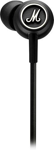 Marshall - Mode Earbud Headphones - Black/White