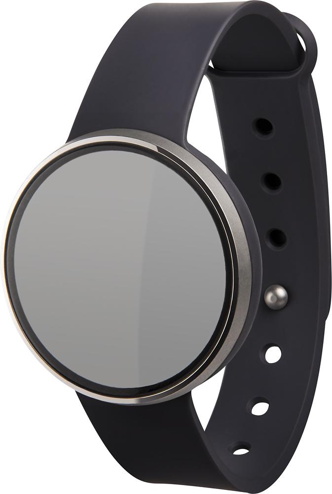 iHealth - Edge Wireless Activity and Sleep Tracker - Black/Gray