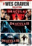The Wes Craven Collection: Dracula 2000/dracula Ii - Ascension/dracula Iii - Legacy (dvd) 8731783